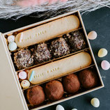 Truffels and cookies