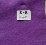 Purple S-8