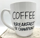 Coffee: Breakfast Of Champions