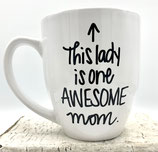 THIS LADY IS ONE AWESOME MOM