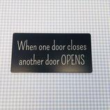 """Magnet """"door"""""""