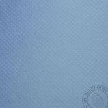 Scrapbookingpapier jeansblau mit Punkten