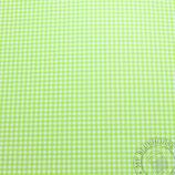 Scrapbookingpapier vichyhellgrün