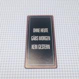 "Magnet ""ohne heute"""