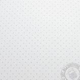 Scrapbookingpapier weissmitflieder Punkten