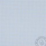 Scrapbookingpapier vichy hellblau
