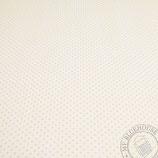 Scrapbookingpapier chiffon, sandfarbig mit Punkten