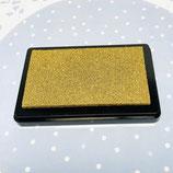 Stempelkissen gold