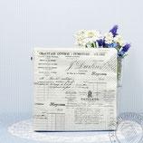 Papierservietten vintage