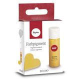 Farbpigment Raysin *goldgelb*