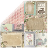 Scrapbookingpapier Serie *Soirée Splendid*