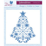 Embossing Folder / Prägefolder *'Christmas Tree*!
