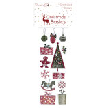 Chipboard Stickers *Christmas Basics 2*
