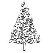Dies / Stanzschablone *Weihnachtsbaum*