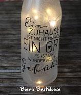 Glas Bügel-Flasche