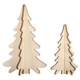 Holz-Steckteile *Tannen*