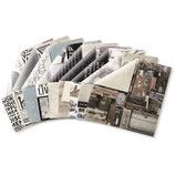 MATERIALKIT**KaiserCraft Scrapbookingpapier Serie *Just Landed*