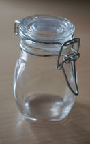 Einführungspreis *MINI-Gläser*mit Bügelverschluß