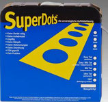 Super Dots - beidseitig permanent klebend - extra stark -5000-Stück-Rolle