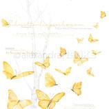 Designpapier *Schmetterlingsschwarm*