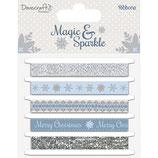 Bänderkarte *Magic&Sparkle*!