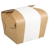 Geschenk-Boxen in kraft und jetzt auch in weiß
