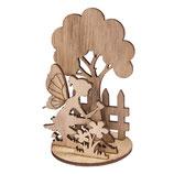 Holz-Steckteil *Elfe*
