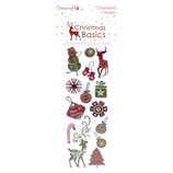 Chipboard Stickers *Christmas Basics*!