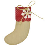 Sizzix Bigz *Christmas Stocking*!