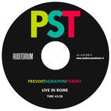 PST (Prevost, Schiaffini, Tilbuty) - Live in Rome (CD)