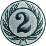 """Emblem """"Zahl 2"""""""