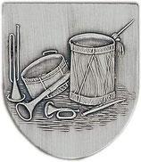"""Wappen """"Spielmannszug"""""""