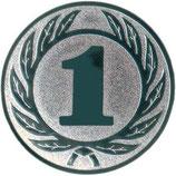 """Emblem """"Zahl 1"""""""