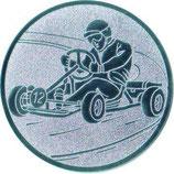 "Emblem ""Go-Kart"""