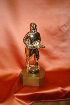 Feuerwehrmann gold