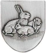 """Wappen """"Kaninchenzucht"""""""