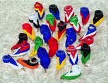 Halsbänder breit 22 mm