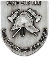 """Wappen """"Helm & Hacke"""""""