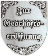 """Wappen """"Zur Geschäftseröffnung"""""""