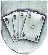 "Wappen ""Vier Asse"""