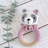 Rassel Panda- rosa