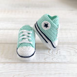 Babysneakers mint