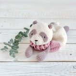 Schmusetuch Panda