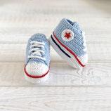 Babysneakers hellblau
