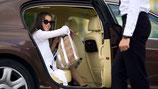 Transfer mit Privat-Taxi vom Flughafen Rom zum Hotel und retour