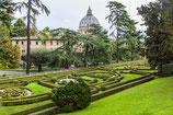 Open-Bustour durch die vatikanischen Gärten