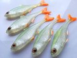 Tomy's Bait Handmade Lures: Sunny Fish FT GR OT 8 cm