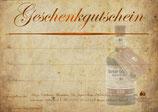 Harzer Edelbrand Geschenke - Gutschein