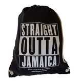 Straight Outta Jamaica - Black