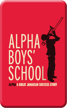 ALPHA BOYS SCHOOL BUTTON/PIN